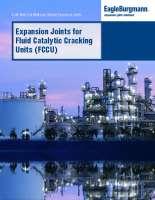 Catalog FCCU metal expansion joints